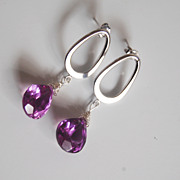 Jewelry Earrings Hoop garnet hoop earring garnet earrings gemstone earrings hoop earrings garnet wire wrapped gold filled wire for her christmas holiday feminine earrings