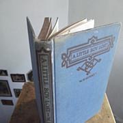 "Children's Book ""A Little Boy Lost"""
