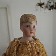 Dollhouse Lady Doll With Bun