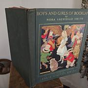 Boys and Girls Of Bookland .......... Jessie Wilcox Smith