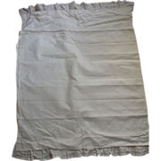 Pair of Edwardian Pillow Cases
