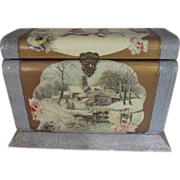 Victorian Celluloid Vanity Box