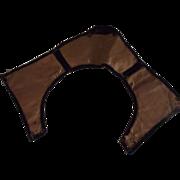 Velvet and Metal Work Collar