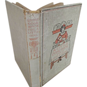 A Little Cook-Book For A Little Girl