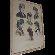 La Mode Illustree Victorian Hats