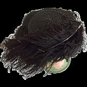 Antique Doll Hat