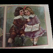Children's Prints 1900's