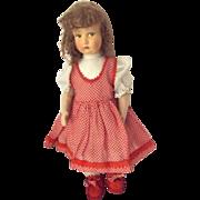 Lenci Type Felt Doll