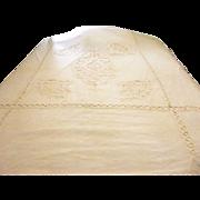 Victorian Net Bed Spread
