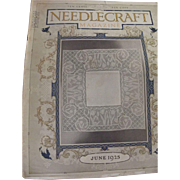 Needlecraft Magazine 1925
