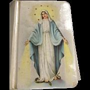 Catholic Celluloid Prayer Book