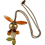 Novelty Rabbit Necklace