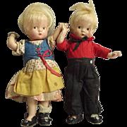 Two All Original Patsyettes