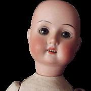 SOLD Goebel Bisque Doll Marked Bavaria
