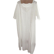 Large Early Lady's Nightgown