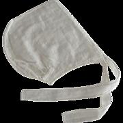 Cotton Bonnet, Lady's Size