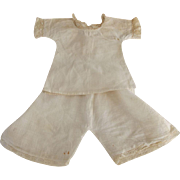 Underwear For Early Doll