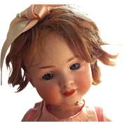 Closed Mouth Bahr and Proschild Character Toddler