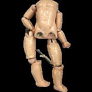 German Doll Body