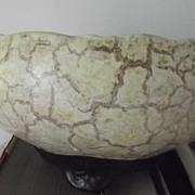 SALE Czechoslovakia Pottery Bowl