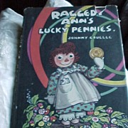 SALE Raggedy Ann's Lucky Pennies