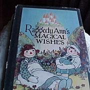 SALE Raggedy Ann's Magical Wish