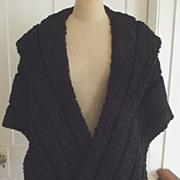 SALE PENDING Fur Cloak