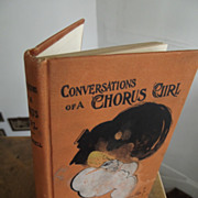 SALE Converastions  of a Chorus Girl