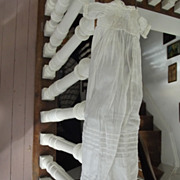 SALE Long Gown For A Small Baby Doll