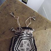 Fabulous Little Crocheted Purse
