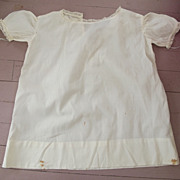 Two Baby Gowns and A Slip