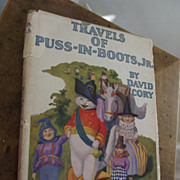 Travels Of Puss-In-Boots, Jr.