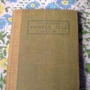 SALE Schiller's Wilhelm Tell
