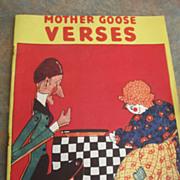 Mother Goose Verses