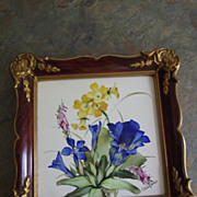SALE Rosenthal Hand Painted Tile