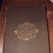 Memorial Addresses of John B. Rice  John B. Rce and others
