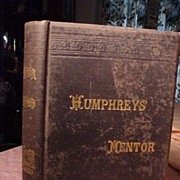 SALE Humprey's Mentor