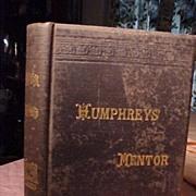 Humprey's Mentor