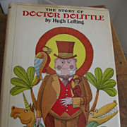 The Story Of Doctor Doolittle