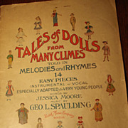 Tales of Dolls From Many Climes Told In Melodies and Rhymes