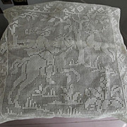 SALE Pair of Old Pillow Covers
