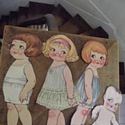 SALE Paper Dolls