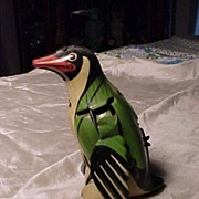 Tin Penguin Made in France