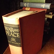 SALE War and Peace