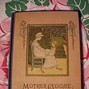 Kate Greenaway 's Mother Goose