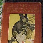 """Children's Book """"Jackieboy in Rainbowland"""""""