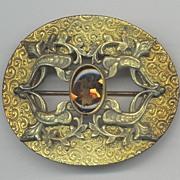Victorian Sash Pin