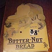 Butternut Bread Advertisement