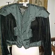 SALE Victorian Jacket