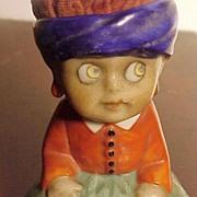 Googly Eyed Pincushion